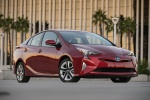 2018 Toyota Prius Four in Hypersonic Red - Static Front Right View