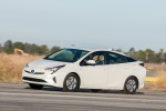 2018 Toyota Prius Two in Super White - Driving Side View