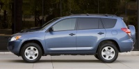 2010 Toyota RAV4 Sport, Limited V6, AWD Review