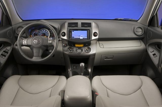 2011 Toyota  RAV4 Picture