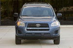 2011 Toyota RAV4 in Pacific Blue Metallic - Static Frontal View