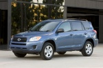 2011 Toyota RAV4 in Pacific Blue Metallic - Static Front Left View