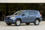 2011 Toyota RAV4 in Pacific Blue Metallic - Static Front Left Three-quarter View