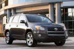 2012 Toyota RAV4 Sport in Magnetic Gray Metallic - Static Front Right View