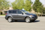 2012 Toyota RAV4 Sport in Magnetic Gray Metallic - Driving Right Side View