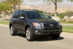 2012 Toyota RAV4 Sport in Magnetic Gray Metallic - Driving Front Right View