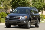 2012 Toyota RAV4 Sport in Magnetic Gray Metallic - Driving Front Left View