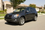 2012 Toyota RAV4 Sport in Magnetic Gray Metallic - Driving Front Left Three-quarter View
