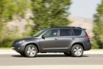 2012 Toyota RAV4 Sport in Magnetic Gray Metallic - Driving Left Side View
