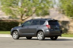 2012 Toyota RAV4 Sport in Magnetic Gray Metallic - Driving Rear Left Three-quarter View
