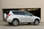 2012 Toyota RAV4 Limited in Classic Silver Metallic - Static Rear Right Three-quarter View