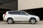 2012 Toyota RAV4 Limited in Classic Silver Metallic - Static Side View