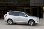 2012 Toyota RAV4 Limited in Classic Silver Metallic - Static Front Right Three-quarter View