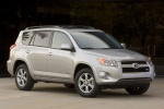 2012 Toyota RAV4 Limited in Classic Silver Metallic - Static Front Right View