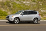 2012 Toyota RAV4 Limited in Classic Silver Metallic - Driving Left Side View