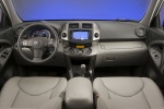 2012 Toyota RAV4 Limited Cockpit in Ash