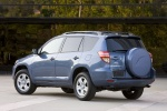 2012 Toyota RAV4 in Pacific Blue Metallic - Static Rear Left View