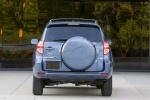 2012 Toyota RAV4 in Pacific Blue Metallic - Static Rear View