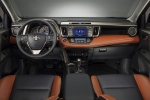 Picture of 2013 Toyota RAV4 Limited Cockpit in Terracotta