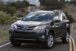 2013 Toyota RAV4 Limited in Magnetic Gray Pearl - Static Front Left View