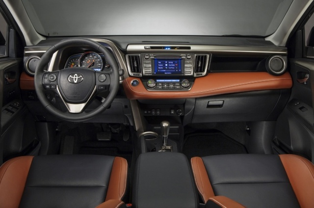 2014 Toyota  RAV4 Picture