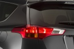 Picture of a 2014 Toyota RAV4 Limited's Tail Light