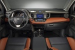 Picture of 2014 Toyota RAV4 Limited Cockpit in Terracotta