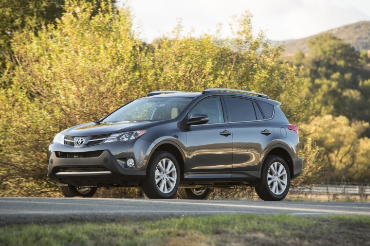 2015 Toyota RAV4 Limited Picture