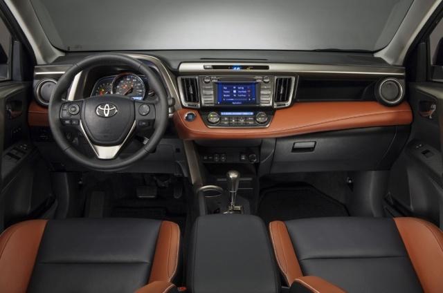 2015 Toyota  RAV4 Picture