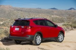 Picture of 2015 Toyota RAV4 Limited AWD in Barcelona Red Metallic