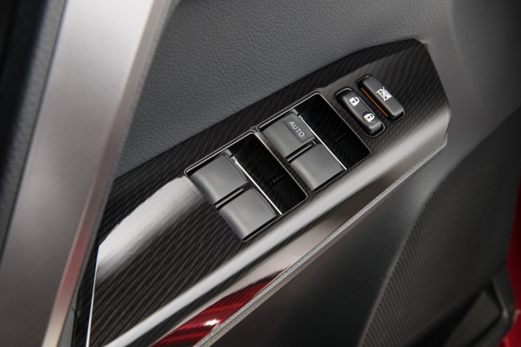 2016 Toyota RAV4 SE AWD Door Panel Picture
