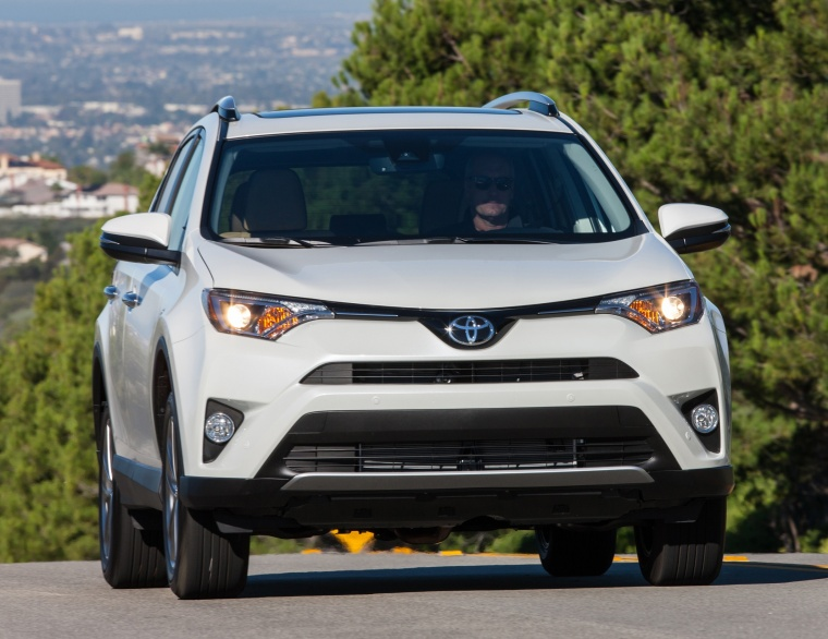 2016 Toyota RAV4 Limited AWD Picture