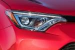 Picture of a 2016 Toyota RAV4 SE AWD's Headlight