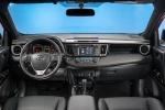 Picture of a 2016 Toyota RAV4 SE AWD's Cockpit