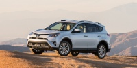 2016 Toyota RAV4 LE, XLE, SE, Limited, Hybrid, AWD Review