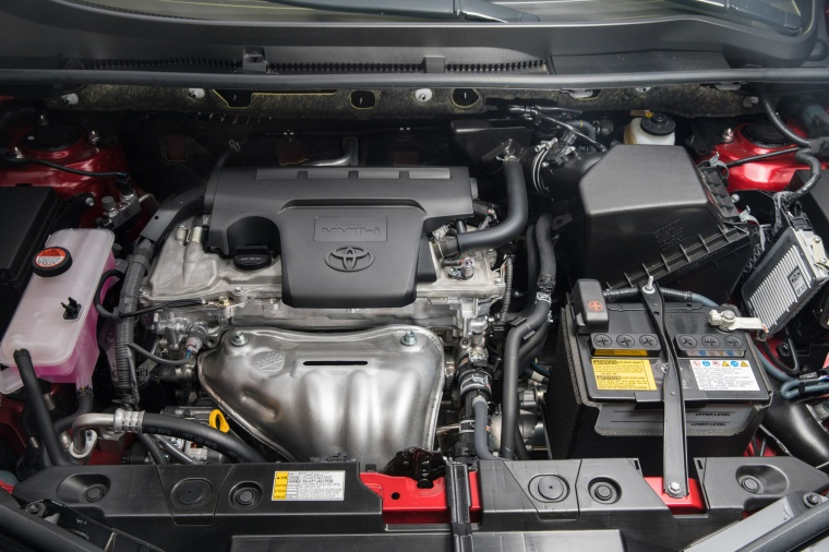 2017 Toyota RAV4 Limited AWD 2.5-liter 4-cylinder Engine Picture