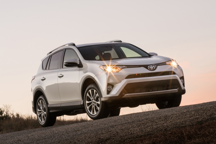 2017 Toyota RAV4 Limited AWD Picture