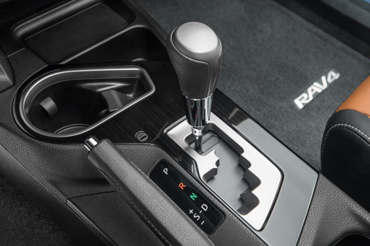 2017 Toyota RAV4 Hybrid Limited AWD Gear Lever Picture