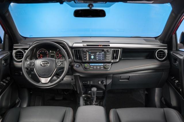2017 Toyota  RAV4 Picture