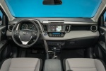 Picture of a 2017 Toyota RAV4 Hybrid XLE AWD's Cockpit