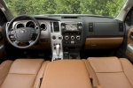 Picture of 2010 Toyota Sequoia Cockpit
