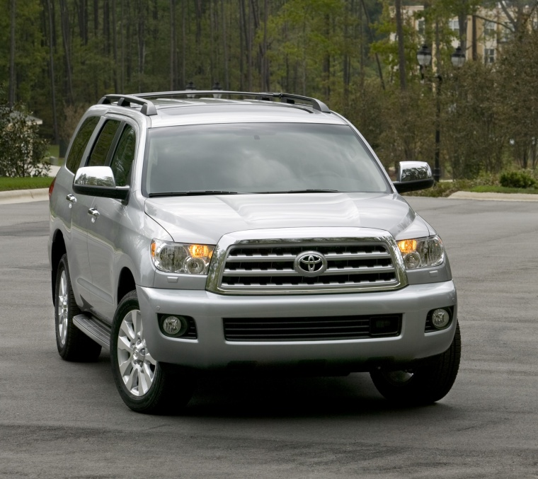 2012 toyota sequoia picture pic image. Black Bedroom Furniture Sets. Home Design Ideas