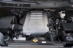 Picture of a 2016 Toyota Sequoia's 5.7L V8 Engine