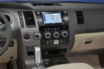 Picture of a 2016 Toyota Sequoia's Center Stack