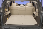 Picture of a 2017 Toyota Sequoia's Trunk in Sand Beige