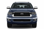 2019 Toyota Sequoia in Shoreline Blue Pearl - Static Frontal View