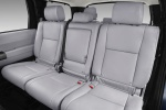 Picture of a 2019 Toyota Sequoia's Rear Seats