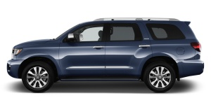 Research the Toyota Sequoia