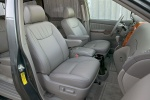 Picture of 2010 Toyota Sienna Front Seats in Stone