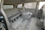 Picture of 2010 Toyota Sienna Rear Seats in Stone